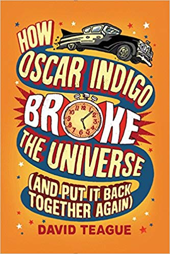 How Oscar Indigo Broke the Universe