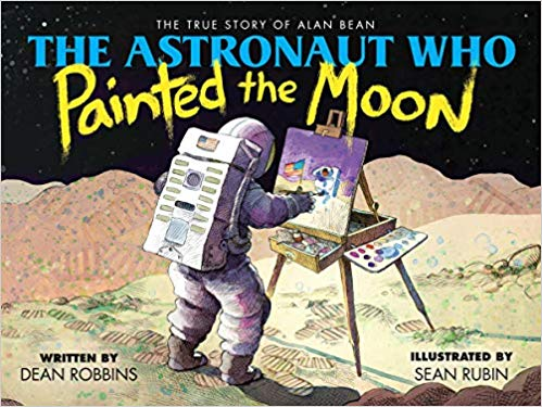 Astronaut Who Painted the Moon