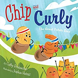 Chip and Curly The Great Potato Race